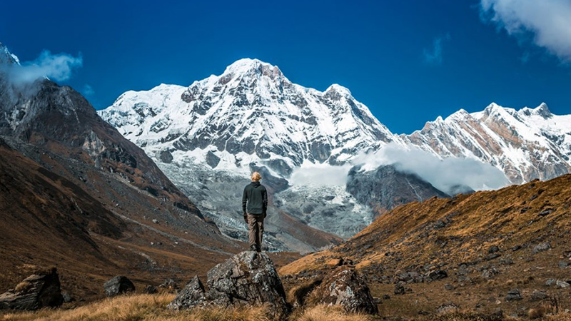 Annapurna Trek Draws Tourists in Droves
