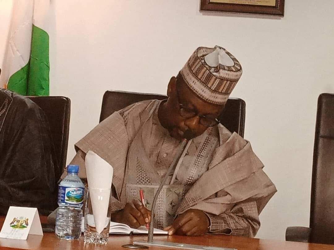 GOVERNOR ABUBAKAR SANI BELLO GOES INTO ISOLATION, DIRECTS COUNCIL MEMBERS AND PERSONAL AIDES TO DO SAME