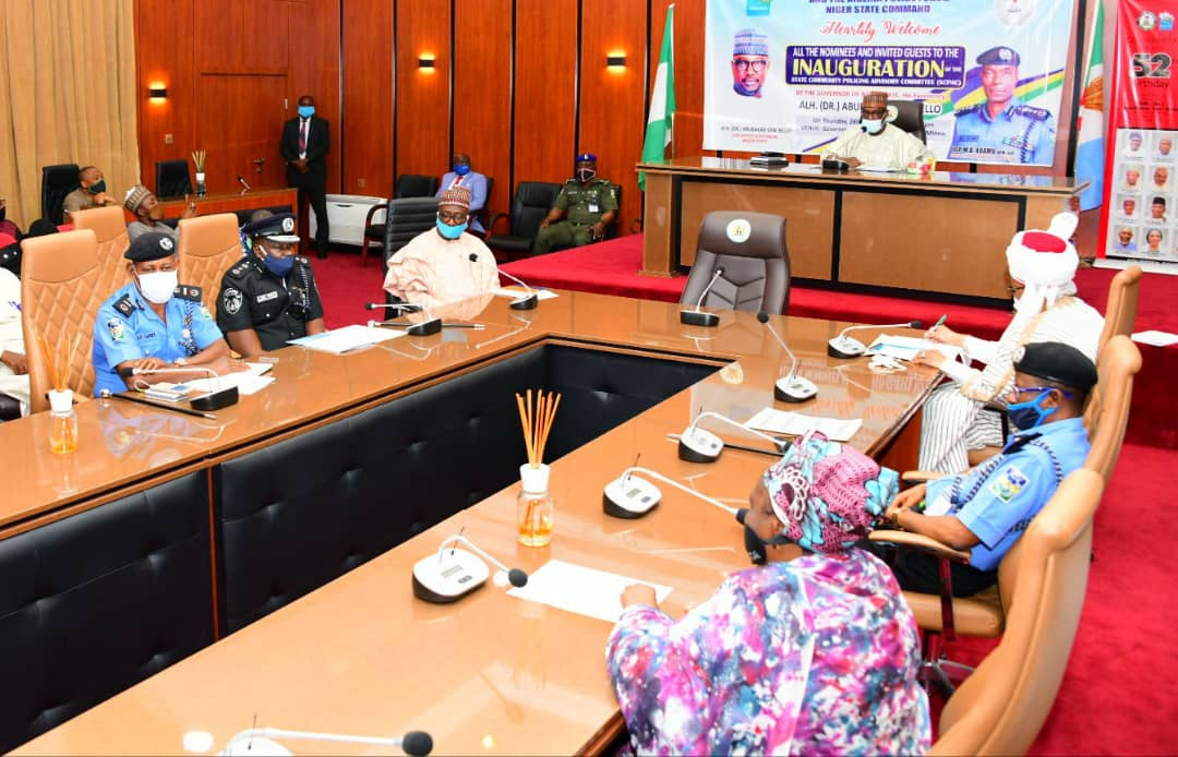 STATING THE FACTS ON THE EMERGING SECURITY CHALLENGES. THE NIGER STATE EFFORTS