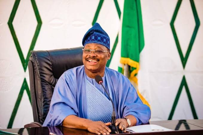 CHAIRMAN NORTH CENTRAL GOVERNORS' FORUM CONDOLES OYO STATE GOVT OVER FORMER GOVERNOR AJIMOBI's DEMISE