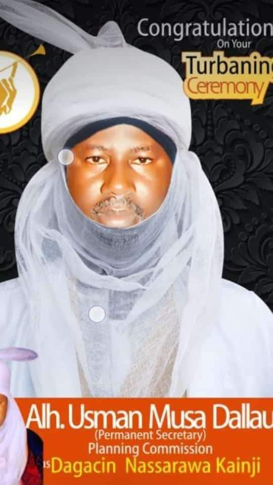 GOVERNOR ABUBAKAR SANI BELLO COMMISERATES WITH THE STATE PLANING COMMISSION…