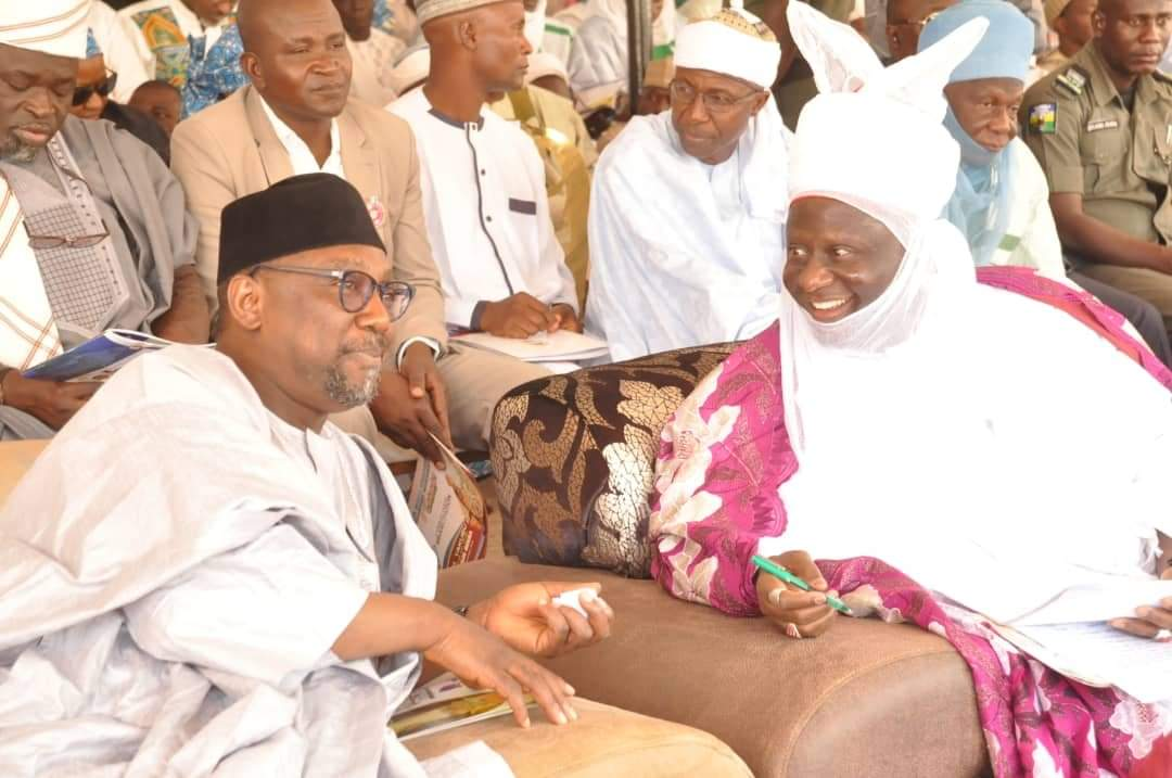 GOVERNOR ABUBAKAR SANI BELLO PLEDGES CONTINUED SUPPORT TO TRADITIONAL INSTITUTIONS