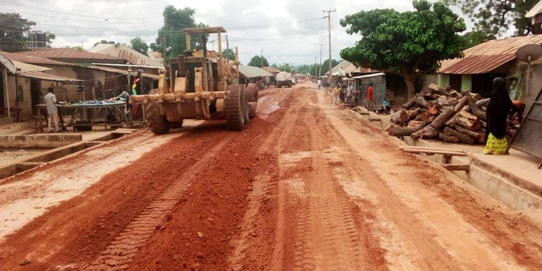 Construction of Kagara Local Government in Niger State by Governor Abubakar Sani Bello