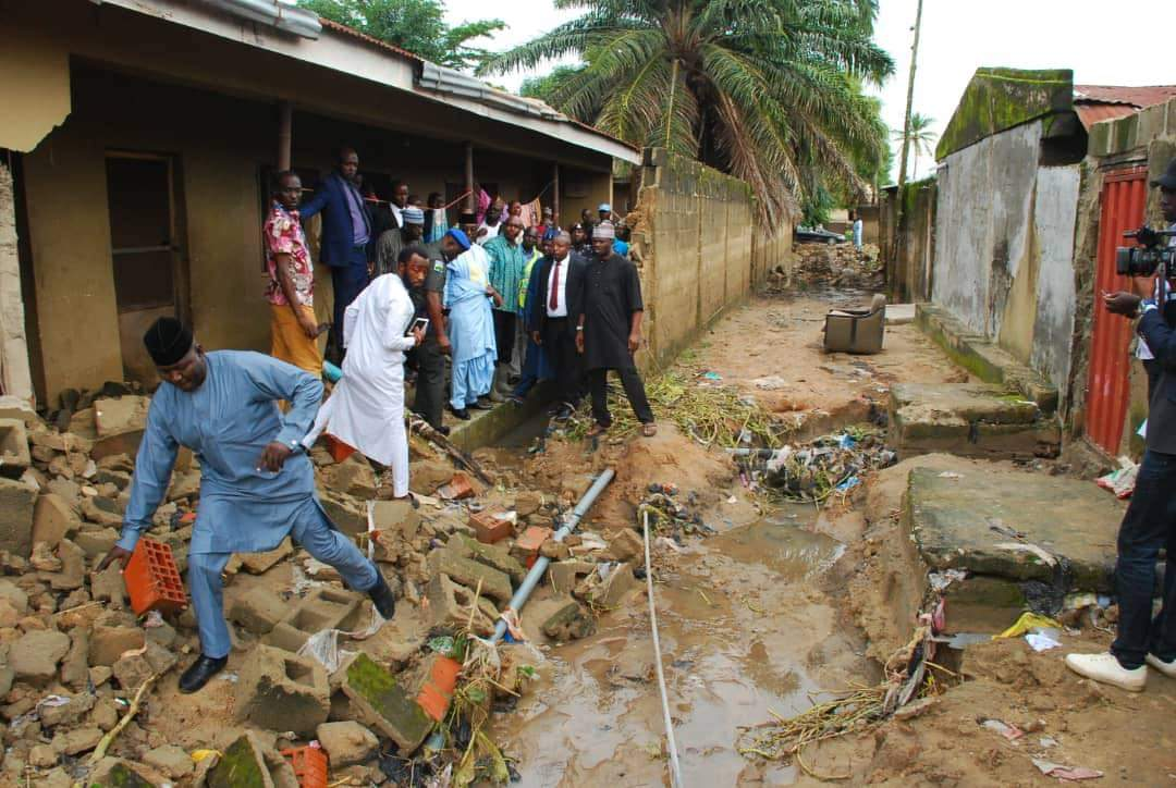 FLOOD ALERT: NIGER STATE GOVERNMENT ADVISES RIVERINE COMMUNITIES TO RELOCATE