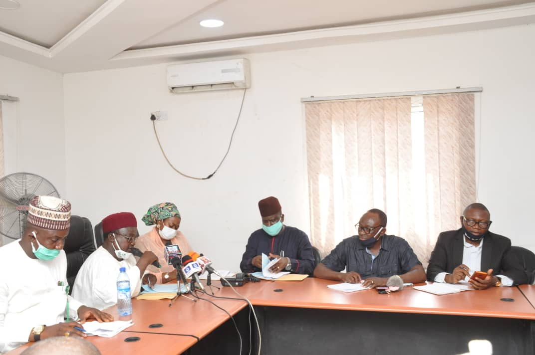 NIGER STATE GOVERNMENT EXITS TRIPARTITE AGREEMENT ON MADALLA HOUSING ESTATE IN SULEJA LOCAL GOVERNMENT AREA