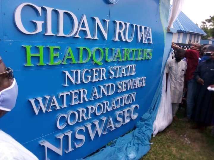 GOVERNOR SANI BELLO SETS UP 11-MAN GOVERNING BOARD FOR STATE WATER AND SEWAGE CORPORATION