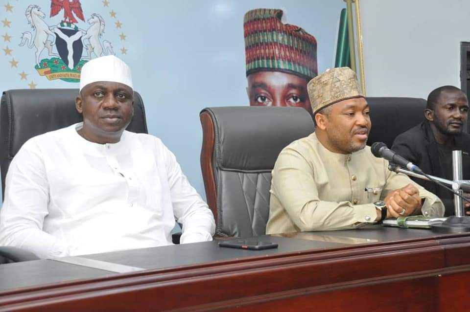 NIGER STATE GOVERNMENT DONATES CASH & VEHICLE TO ANTI DRUGS CONSUMPTION & CRIME CONTROL (ADC)