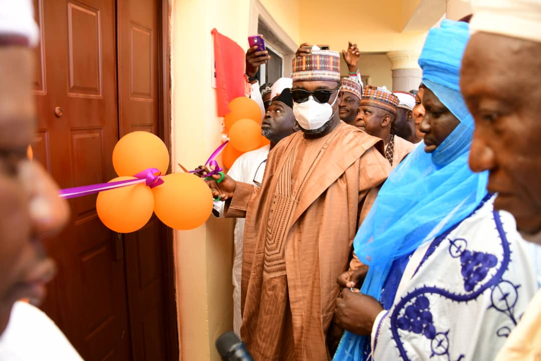 GOVERNOR SANI BELLO URGES CLERICS TO INTENSIFY PRAYERS FOR PEACE AND TOLERANCE AMONGST NIGERIANS