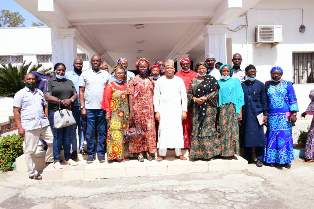 NIGER STATE GOVERNMENT PLEDGES MORE SUPPORT TO WOMEN AS NAWOJ NATIONAL OFFICIALS PAY THANK YOU VISIT