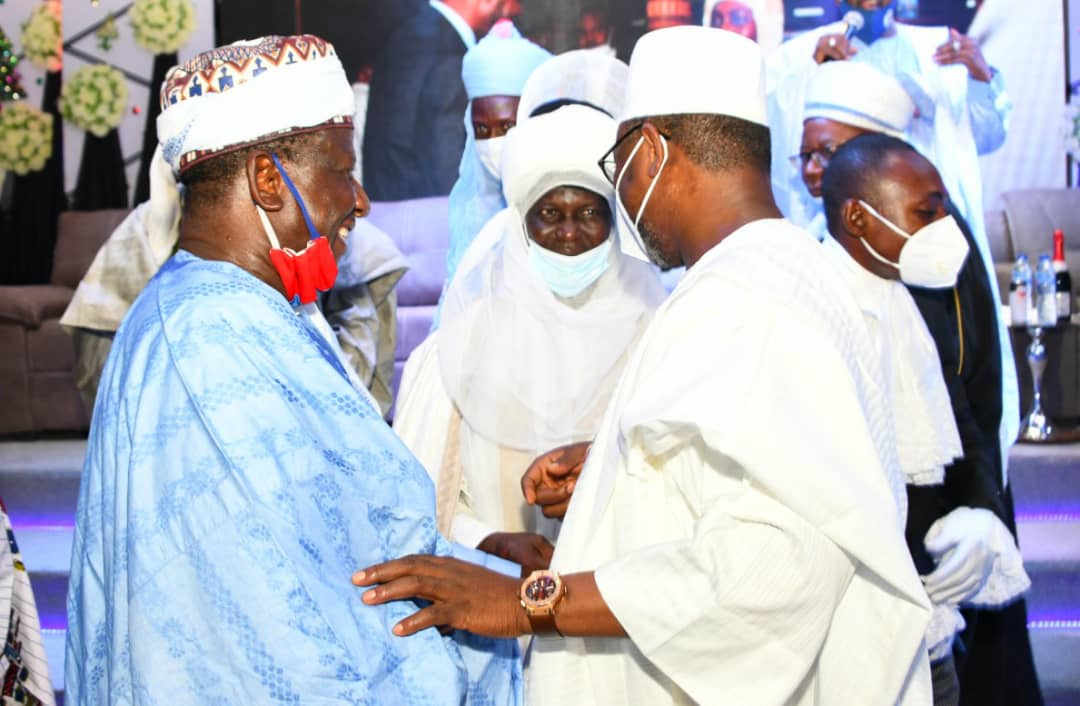 NIGER STATE GOVERNOR, ABUBAKAR SANI BELLO ADVOCATES REVIVAL OF CULTURAL VALUES AND NORMS AS NIGER STATE GETS NEW SAN