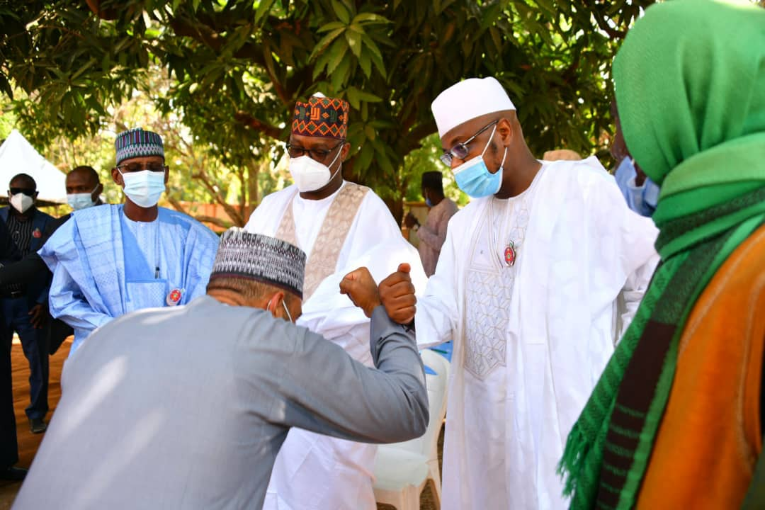 BUHARI CONDOLES FAMILY, GOVERNMENT AND PEOPLE OF NIGER STATE OVER DEATH OF FOREMOST ISLAMIC SCHOLAR, SHEIKH AHMED LEMU
