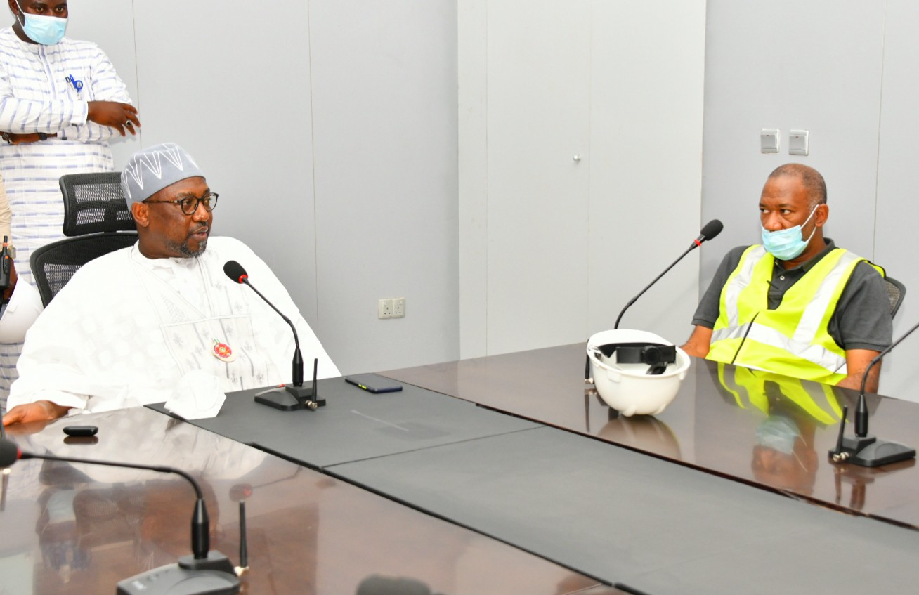 CHAIRMAN NORTH CENTRAL GOVERNORS' FORUM, ABUBAKAR SANI BELLO ATTRIBUTES GROWING UNEMPLOYMENT IN NIGERIA TO THE UNSKILLED, HALF-BAKED GRADUATES PRODUCED BY THE NATION'S TERTIARY INSTITUTIONS