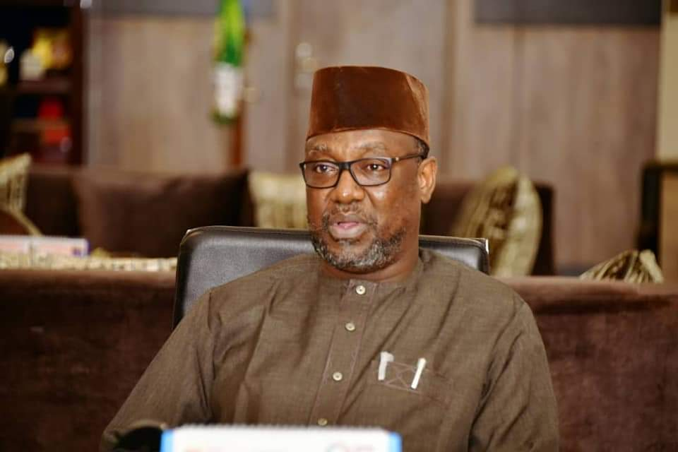 GEOPHYSICAL SURVEY: GOVERNOR ABUBAKAR SANI BELLO ASSURES FEDERAL MINISTRY OF MINES AND STEEL OF TOTAL SUPPORT