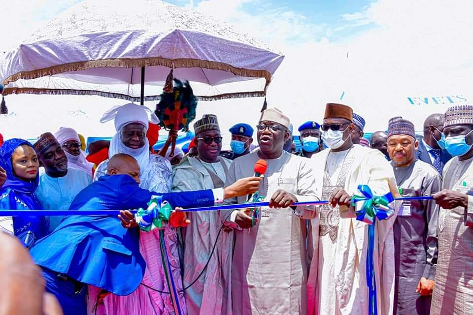 GOVERNOR FAYEMI OF EKITI DESCRIBES HIS NIGER COUNTERPART AS AN ASTUTE FINANCIAL MANAGER