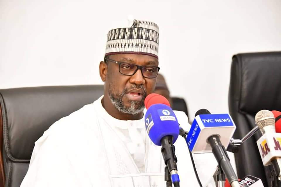 NIGER STATE GOVERNOR ABUBAKAR SANI BELLO DENIES ANY INVOLVEMENT IN PLOTTING THE EMERGENCE OF HIS SUCCESSOR