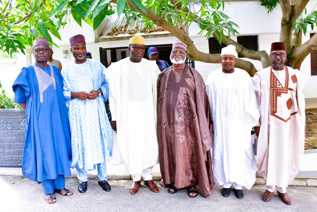 EKITI STATE GOVERNOR AND CHAIRMAN NGF DR. KAYODE FAYEMI SAYS GEN. IBB'S COMMITMENTS AND PATRIOTISM REFERENCE POINTS TO YOUNGER GENERATIONS