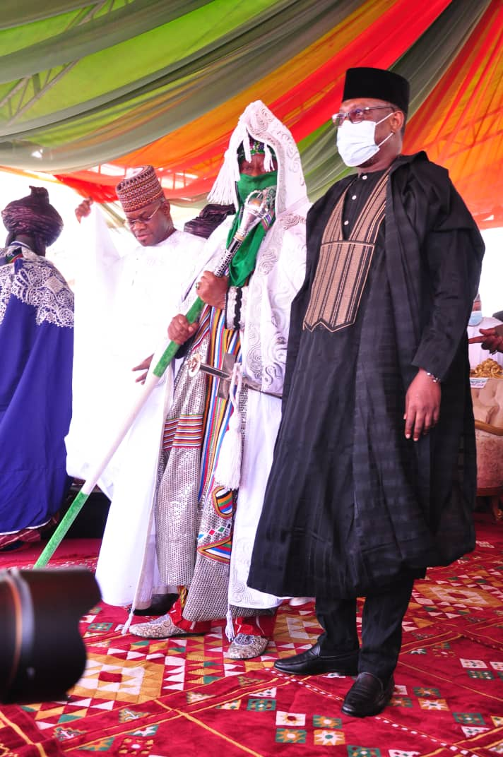 TRADITIONAL INSTITUTION IS A RALLYING POINT IN NIGERIA- NIGER STATE GOVERNOR